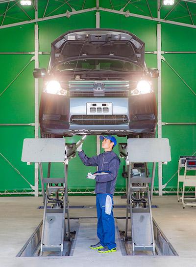 高品質・低コスト・急ぎ対応を実現する自社設備